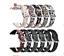 miniatura 1 - Recambio para Correa Xiaomi Amazfit  Bip Smartwatch Pulsera Silicona flores