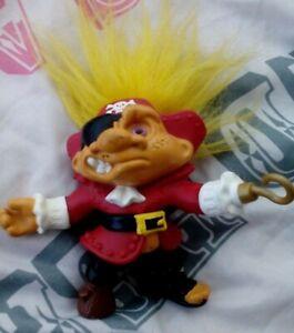 1992 Hasbro Battle Troll. Pirate Troll Doll-afficher Le Titre D'origine Produits Vente Chaude