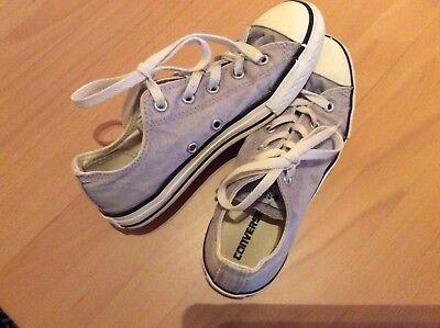 ⭐️ Converse ⭐️ Chucks all Star Sneaker Gr. 34 Grau