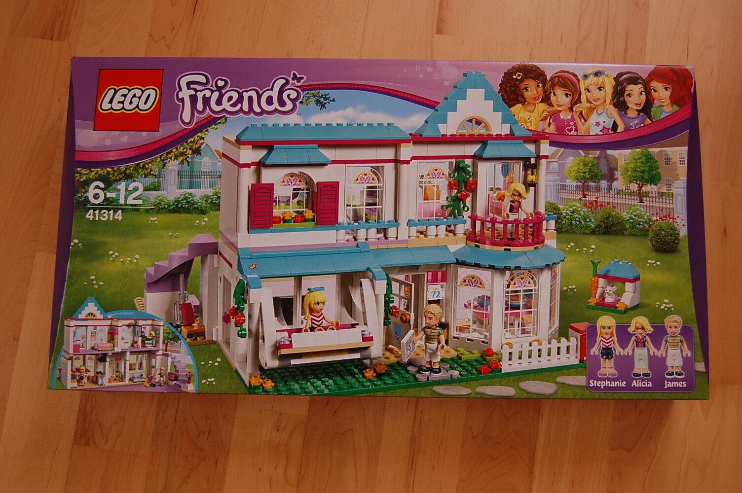 Lego Friends 41314 Stephanies Haus  Neu OVP