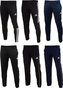 Details zu adidas Mens Football Fit Pants Core 18 Tiro 17 Tango Regista Training Tracksuit