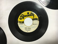Little Richard 45 rpm Specialty label She's Got it Heeby-Jeebies