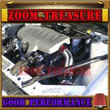 RED 2004-2008/04-08 PONTIAC GRAND PRIX GT GT1/2 GTP GXP V6  V8 AIR INTAKE TB