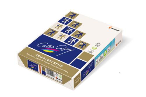 Mondi Color Copy STYLE 100g//m² Papier A4 2500 Blatt naturweiß Kopierpapier