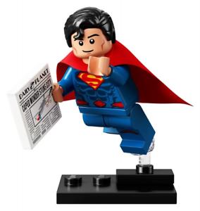 "NUOVO ORIGINALE LEGO Minifigure /""Superman/"" DC COMICS SUPER HEROES"