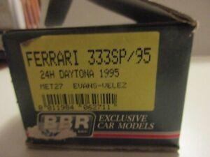 BBR-MODELS-1-43-FERRARI-333SP-95-24H-DAYTONA-1995-3-EVANS-VELEZ-METAL-KIT-MET27