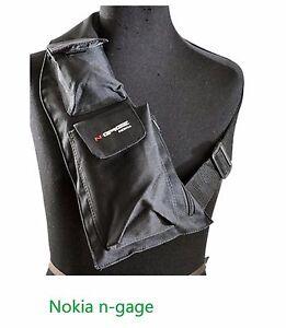 Marsupio Uomo Tasca Monospalla Nokia N Gage Bag Cellulare Telefono