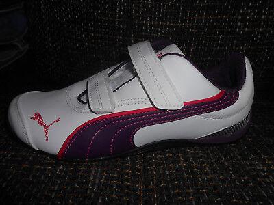 sneaker weiß lila puma