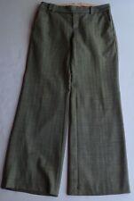 "Gap Stretch Wool Blend Gray Lined Dress Pants Size 4 ANK inseam: 30"""