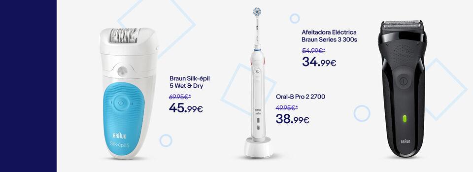 Ver ofertas - Especial Braun Oral B