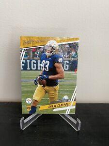 Chase Claypool Panini Prestige 2020 Pittsburgh Steelers Rookie Card RC No. 219