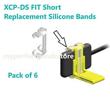 Xcp Ds Fit Short Replacement Bands Posterior Vertical Bite Wing Vbw Amp Endo 6pkg