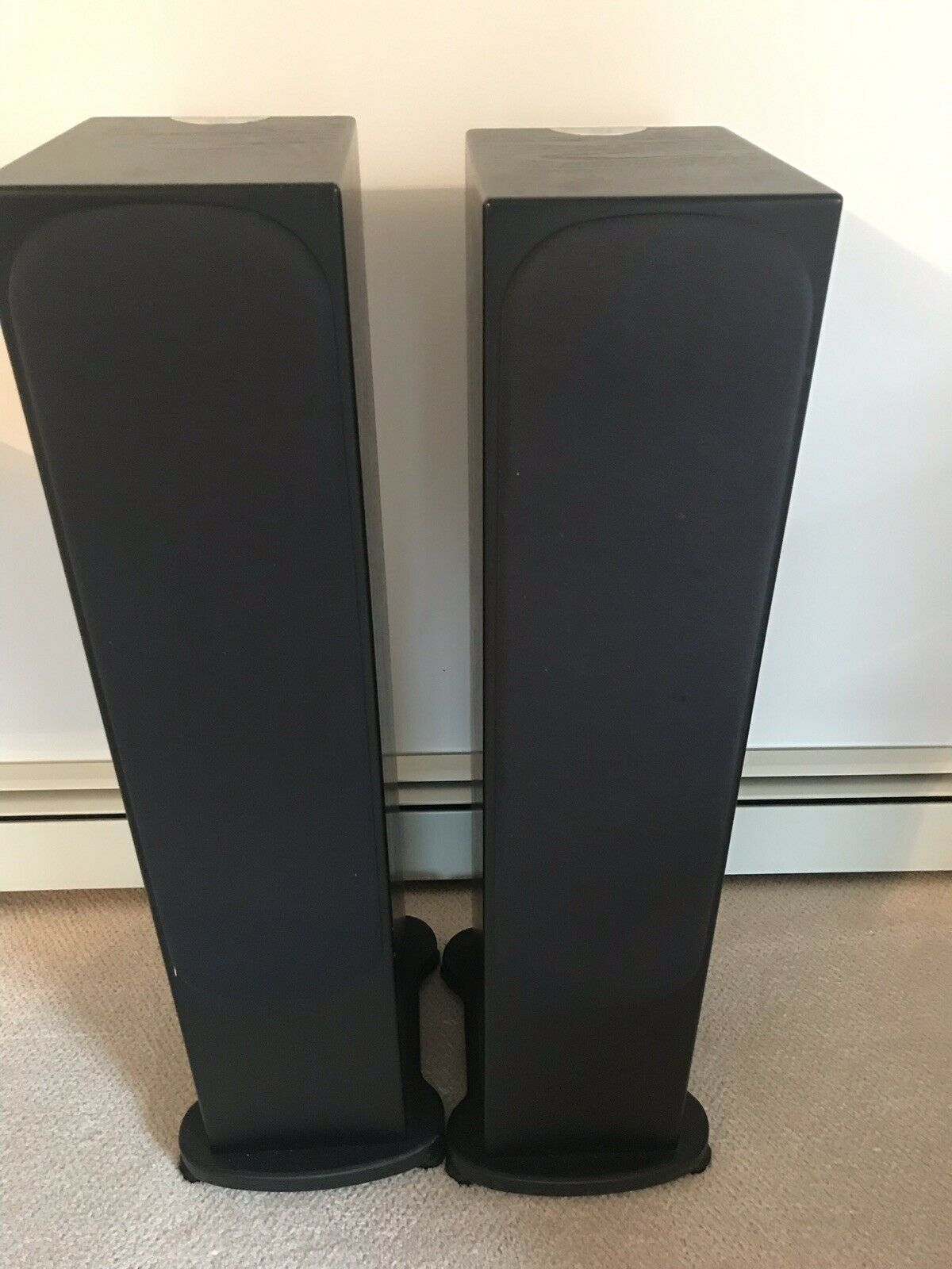 1 Pair Monitor Audio RS-6 Rear Speakers Perfect Condition. Works Perfect