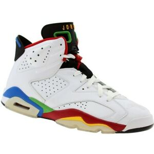 buy online 645c5 06cb7 Details about 325387-161 Authentic New Nike Air Jordan 6 VI Beijing Olympic  Edition
