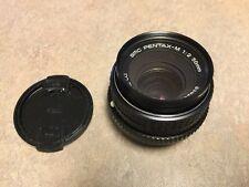 SMC PENTAX-M 1:2 50mm ASAHI OPTICAL CO.