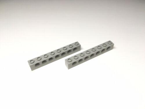 LEGO 3702 Technic Brick 1 x 8 with Holes Choose Model x2
