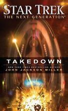 Star Trek the Next Generation: Takedown by John Jackson Miller (2015, Paperback)