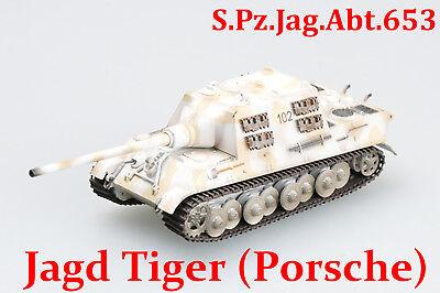 Easy Model 36111 Jagdtiger Henschel s.Pz.Jag.Abt.653 in 1:72