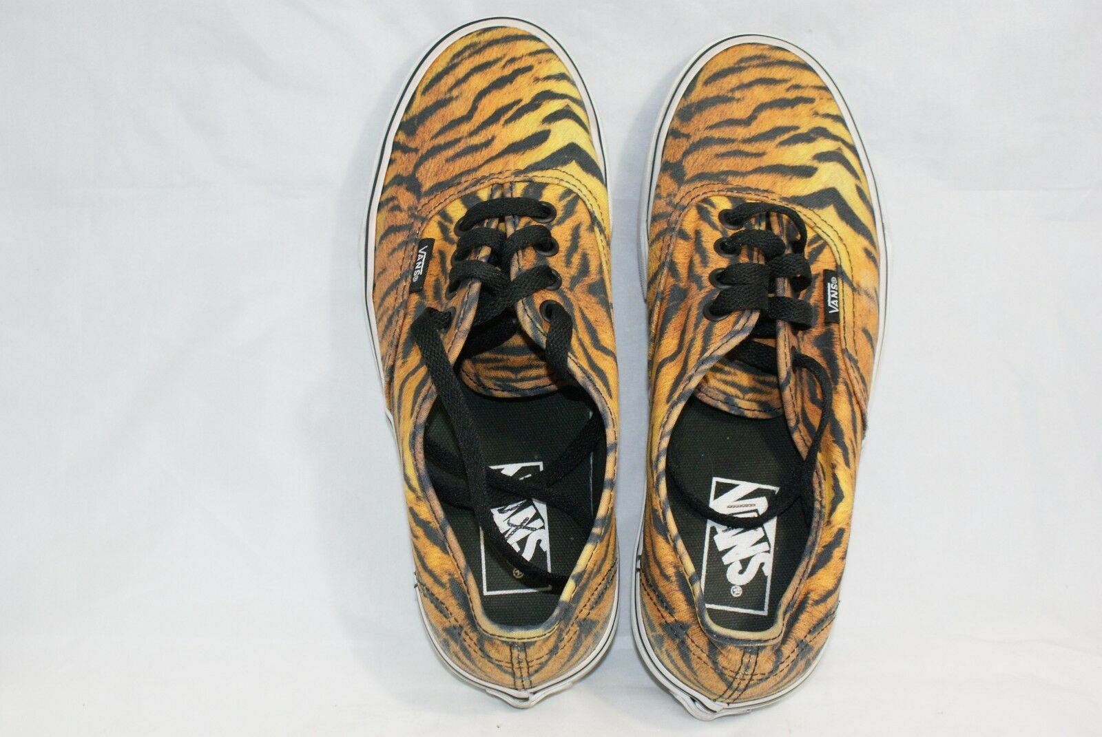 6a60c509c27 ... VANS Camo Black Yellow Yellow Yellow Canvas Skateboard Athletic Shoes  Men s 5.5 Women s 7 EUC 8142ae ...