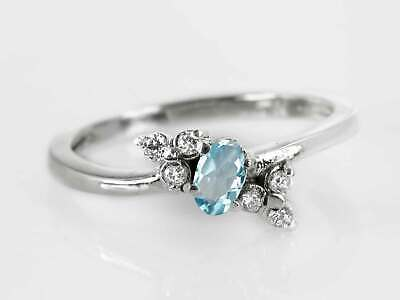 925 Sterling Silver Ring Natural Peridot Petite East-West Gemstone Size 4-11