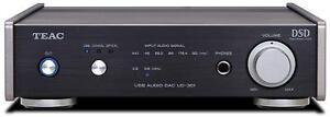 TEAC-Dual-Monaural-USB-DAC-Reference-UD-301-SP-Black-UD-301-SP-B-Japan-import