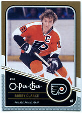 2011-12 O-Pee-Chee BOBBY CLARKE Gold Marquee Legends L10 Rare SP HOF OPC High BV