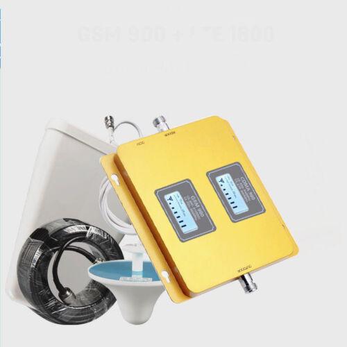 3/4G LTE 850/2100MHz teléfono celular de doble banda de señal Booster Antenas Verizon AT&T