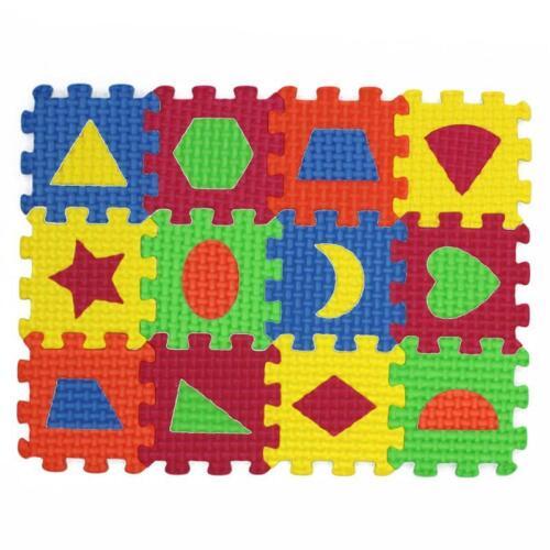 1 Set Alphabet Numbers EVA Floor Play Mat Baby Room ABC Foam Puzzle H