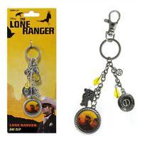 The Lone Ranger Bag Clip Toys Neca Charm Johnny Depp Movie