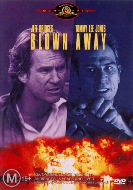 BLOWN AWAY DVD R4 JEFF BRIDGES TOMMY LEE JONES ***