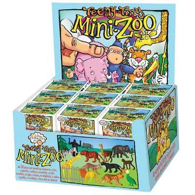 House of Marbles 20pc Teeny Tiny Mini-Zoo Playset #414972
