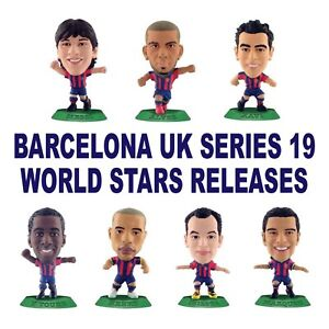 BARCELONA-MicroStars-UK-Series-19-World-Stars-Choose-from-7-different-figure