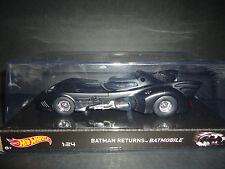 Hot Wheels Batmobile 1989 Movies Series 1/24