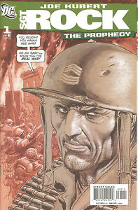 Sgt-Rock-The-Prophecy-n-1-a-6-Joe-Kubert-Near-Mint
