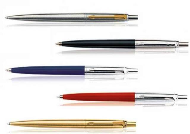 Parker Jotter Pen Set of 3 Assorted Pens