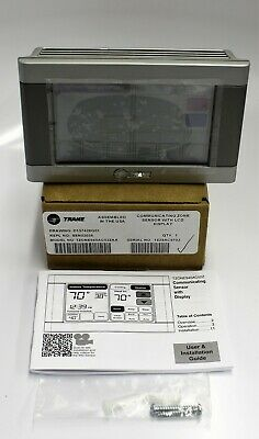 Trane AZONE940AC52ZAA Wired Touchscreen Zone Sensor Genuine American Standard