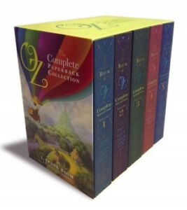 Oz-The-Complete-Collection-Paperback-by-Baum-L-Frank-Brand-New-Free-shi