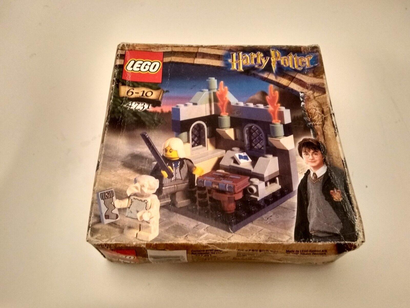 NEW LEGO Harry Potter Dobby's Release 4731 - Made in DENMARK 2002