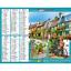 Calendrier-2021-La-Poste-Almanachs-PTT-35-References-Divers-Animaux-Paysages miniature 46