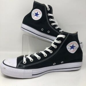 Converse Chuck Taylor All Star Unisex Sneakers Black M9160 High Top M 11 W 13