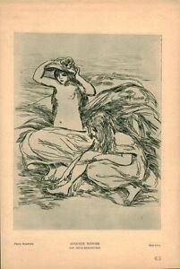 Document-ancien-fac-simile-de-gravure-ancienne-du-XIXeme-No-1-issu-du-livre