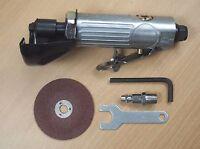"3"" Pneumatic Air Cut Off Tool High Speed Metal Cutting Auto"