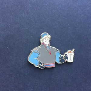 DSSH-Pin-Trader-039-s-Delight-Kristoff-from-Frozen-GWP-LE-500-Disney-Pin-108675
