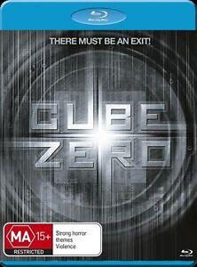 Cube-Zero-BLU-RAY-NEW