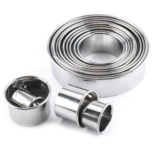 14pcs-Round-Cookie-Biscuit-Cutter-Set-Pastry-Circle-Baking-Metal-Ring-Molds-Kit