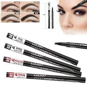 Cejas-Pluma-De-Tinta-Tatuaje-Impermeable-Cosmeticos-4-HORQUILLA-microblading-Punta-Ceja-Maquillaje