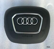 OEM Audi A8 S8 D3 Driver Airbag Steering Wheel INDIGO BLUE # 4E0880201BH4D9