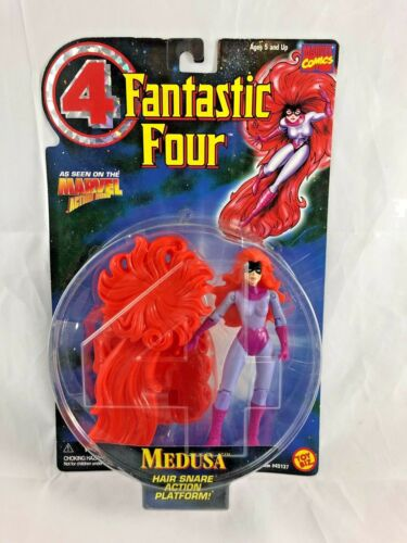4 Fantastiques-Medusa-Action Figure-Marvel Comics Vintage