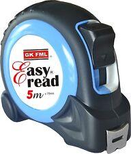 EASY READ 5M/19mm Measuring Tape