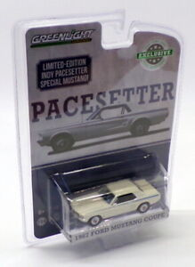 Greenlight-1-64-Scale-30161-1967-Ford-Mustang-Coupe-White